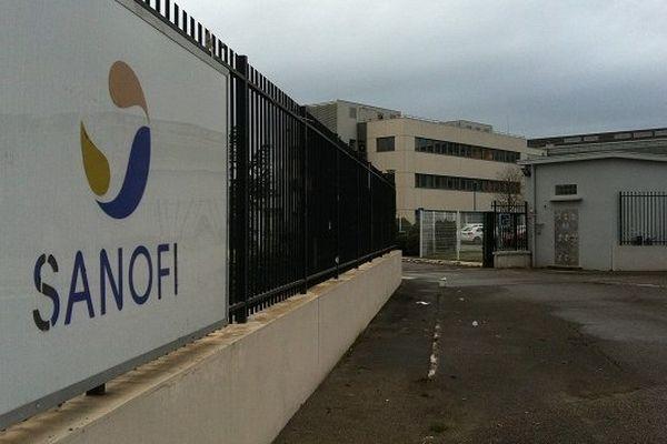 Le site Sanofi de Toulouse