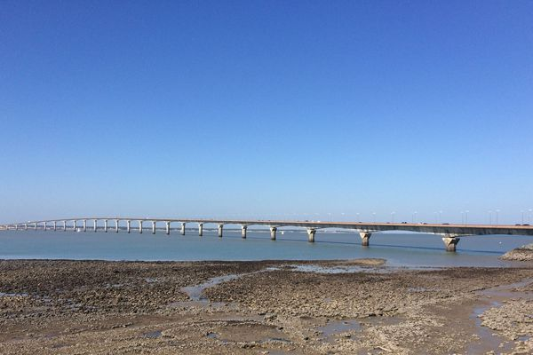 Le Pont de l'île de Ré