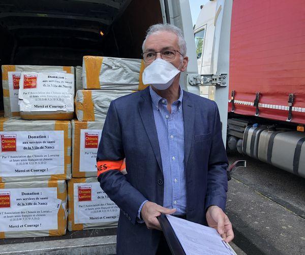 """""""Vérifier la conformité oui, mais avec le moins de """"stop douane"""" possibles."""" Michel Naegelen, direction des douanes de Nancy"""