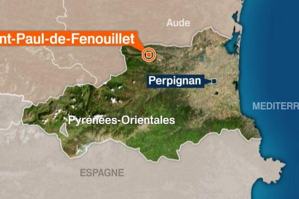 Saint-Paul-de-Fenouillet (Pyrénées-Orientales)