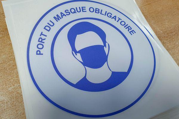 Port du masque obligatoire aux abords des collèges et lycées de Brive.