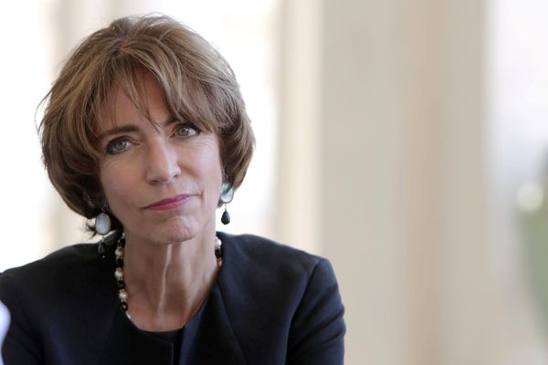 Marisol Touraine, Ministre des Affaires sociales et de la Santé.