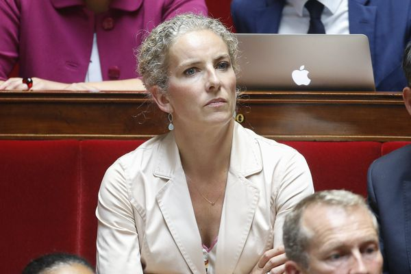 Delphine Batho, députée des Deux-Sèvres et ancienne ministre de l'Ecologie