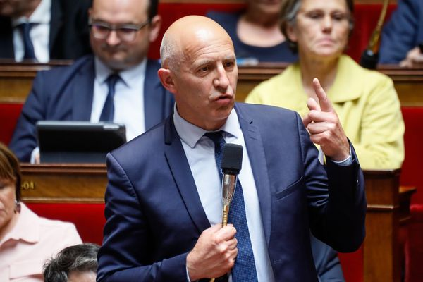 Dominique Potier, député PS de Meurthe-et-Moselle.
