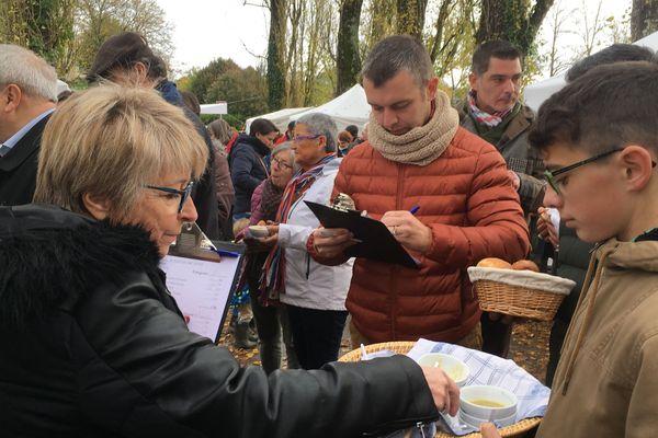 Le jury du concours est composé notamment de chefs étoilés comme Guillaume Foucault, chef 1 étoile Michelin de Vendôme.