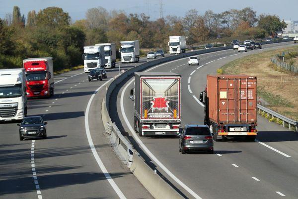 La collectivitéeuropéenned'Alsace(CEA) a récupérélagestiondeplusieurs routes, dont l'autoroute A35.
