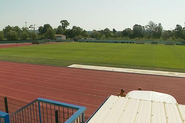 Le stade Eric Estivals de Mandelieu accueillera les entraînements de la France et du Japon.