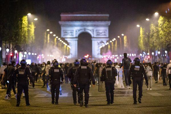 3 000 forces de police ont été déployées en marge des incidents.