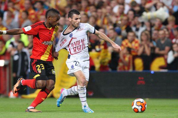 Lens-Troyes (1-0), ce vendredi soir au stade Bollaert-Delelis.
