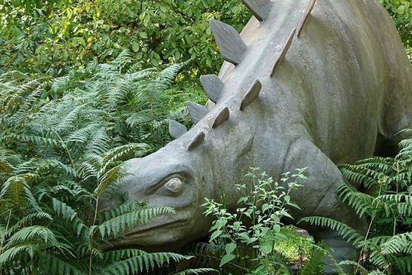 Retour en préhistoire avec les dinosaures au Centre de Labège2