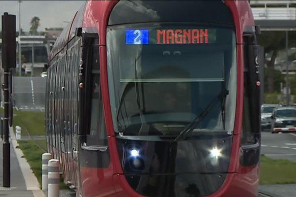Le tramway de Nice financé en grande partie par l'Europe