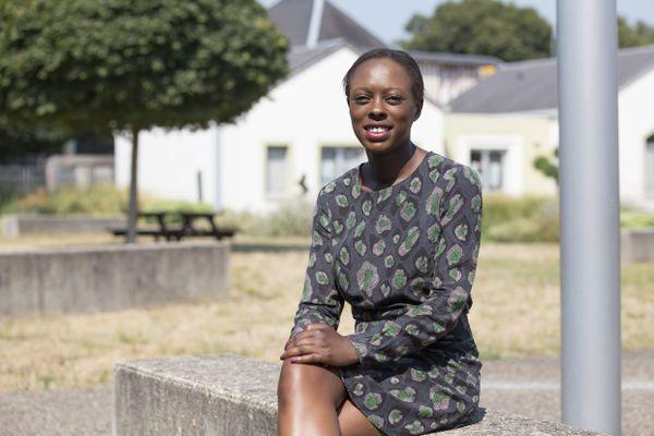 La députée Sira Sylla,( ici photographiée en 2018), se dit déterminée à faire condamner les responsables de cette agressions raciste devant sa permanence parlementaire.