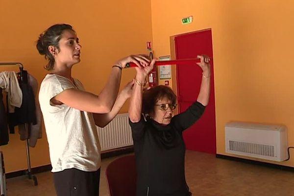 Dans la vallée du Champsaur (05), des éducateurs sportifs redonnent le goût de l'effort à des patients sédentaires.
