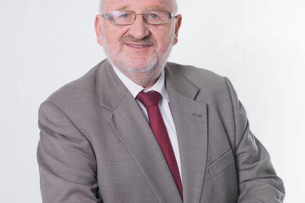 Alain Renard, vice-président du Conseil départemental de Gironde, chargé de la prévention de l'environnement, gestion des risques et des ressources, infrastructures routières