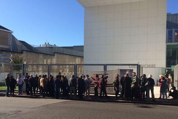 Squat de l'avenue de la Révolution à Limoges, décision de justice attendue pour le 29 octobre
