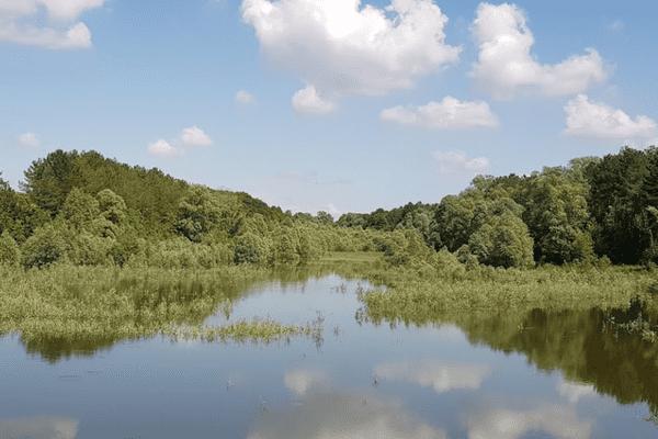 Le Lac de Thoux Saint-Cricq dans le Gers