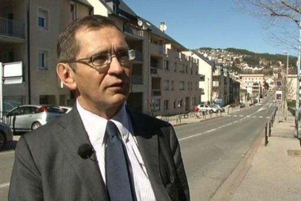 Pierre Morel à L'Huissier en mars 2013