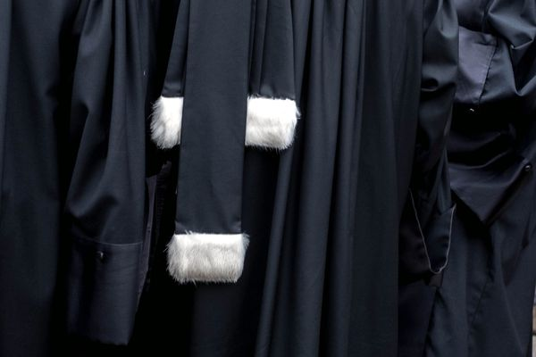 robes d'avocats (illustration)