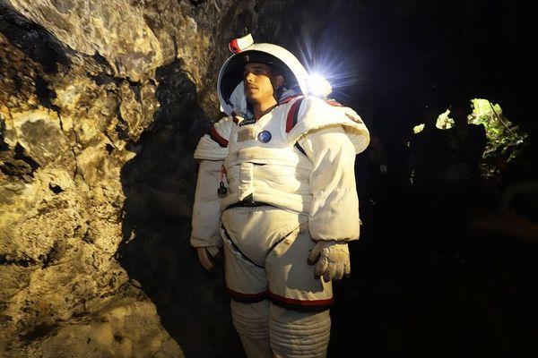 La Comex travaille sur la planète Terre (de temps en temps.)