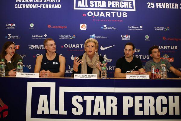 La troisième édition du All Star Perche sera retransmise en direct sur France 3 Auvergne-Rhône-Alpes le 25 février à partir de 15h15