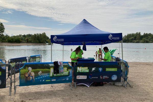 """""""Nager nature"""", le dispositif sera au lac Achard à partir du 2 août"""