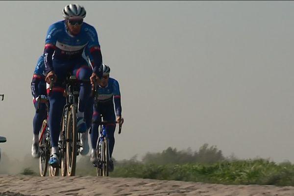 La 118e édition du Paris-Roubaix s'élancera de Compiègne le dimanche 3 octobre après 29 mois d'attente.