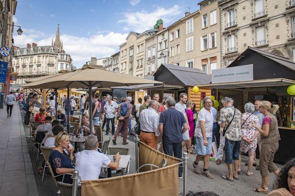 Evénement Toques et Porcelaine à Limoges en 2019 organisé par l'agence Pulss Event.