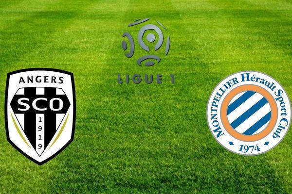 26e journée du championnat de ligue 1 : Angers reçoit Montpellier à 20h.