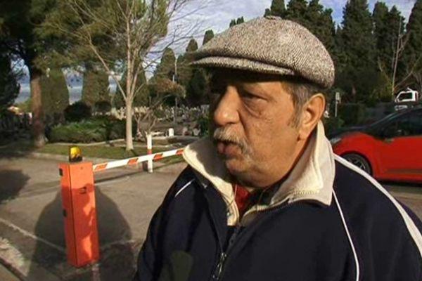 Jean-Michel Reilles oncle des victimes de la fusillade de Sète
