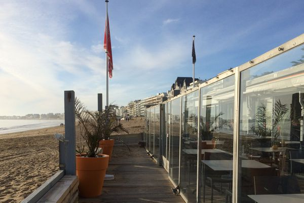 Veolia a été nommé concessionnaire de la plage de La Baule