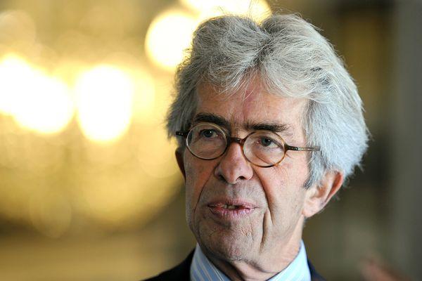 Le juge Jean-Michel Lambert en 2014.