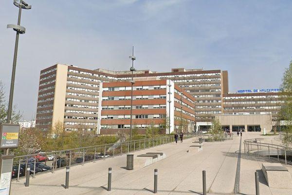 La fillette avait été opérée à l'hôpital de Hautepierre.