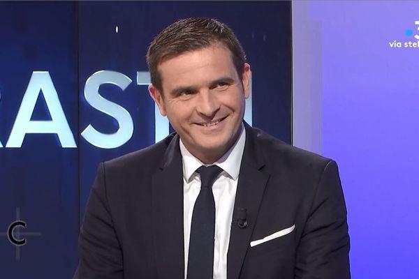 """Jean-Martin Mondoloni, président du Groupe """"Per l'Avvene"""" à l'Assemblée de Corse, sera candidat à Bastia en 2020"""
