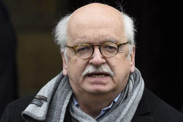 L'académicien Erick Orsenna.