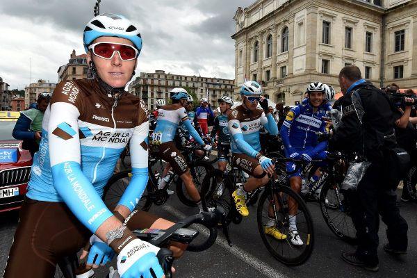 Romain Bardet participera cette année encore au Critérium du Dauphiné au départ de Clermont-Ferrand le 12 août.