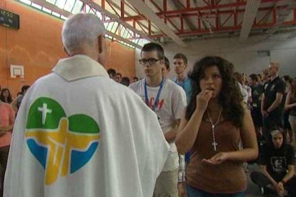 250 jeunes réunis comme à Rio