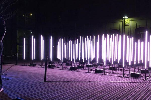 Stratum : faire vibrer la lumière au Ring Festival !