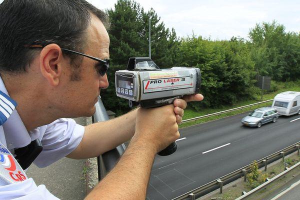 Trop de morts sur les routes de Loire-Atlantique cet été, la police renforce les contrôles routiers