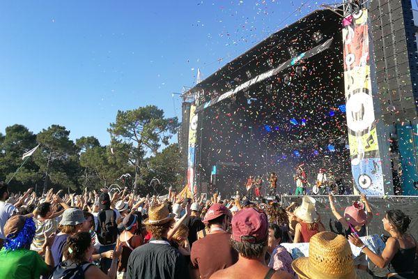 Pas de festival sous sa forme habituelle au Bout du monde mais des concerts adaptés aux contraintes sanitaires