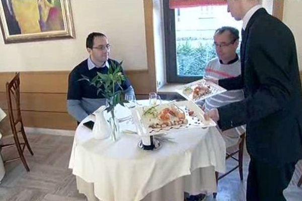 L'Hôtel de France, un restaurant situé à Mende, en Lozère, décroche un Bib gourmand - 3 février 2016