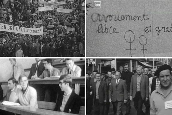 Enquêtes de région. Quel mai 68 en Hauts-de-France ?
