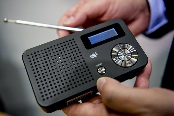 Radio digitale DAB+.
