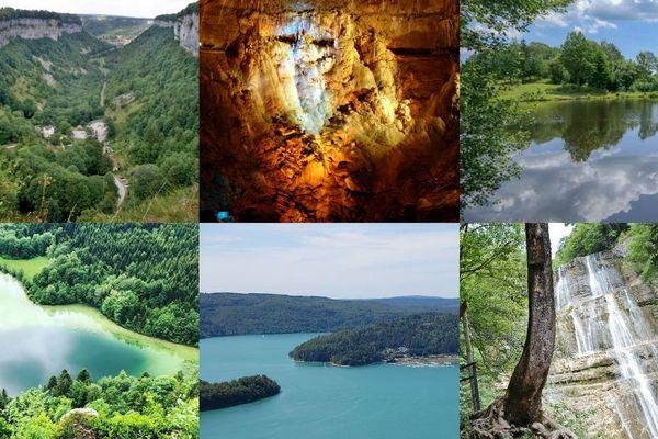 La Franche-Comté compte de nombreuses merveilles naturelles.