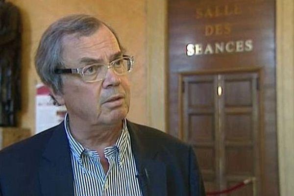 Alain Tourret, député du calvados