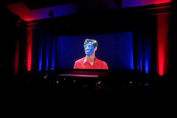 Le festival du film américain de Deauville à rendu hommage à Jean-Paul Belmondo.