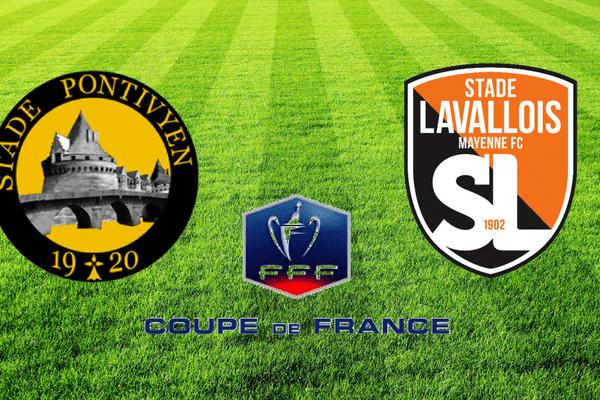 Le Stade Pontivyen reçoit le Stade Lavallois à l'occasion du 7ème tour de la coupe de France