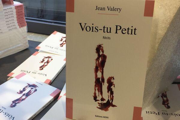 Vois-tu Petit, l'ouvrage de Jean Valery paru aux éditions Aedis en novembre 2018.