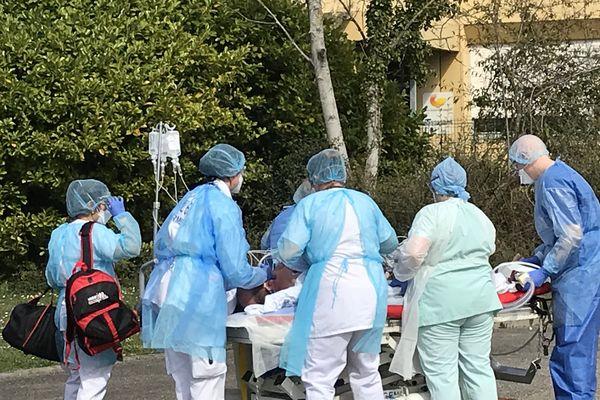 Urgences de Mulhouse