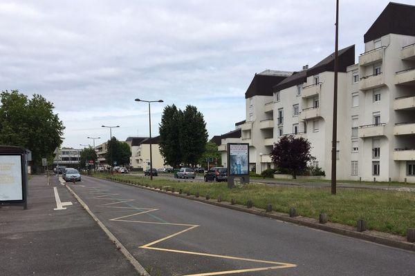 La fusillade du 12 mai a eu lieu vers l'avenue Voltaire à Orléans-La Source (Loiret)