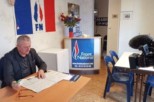 Le Rassemblement National a affiché un score de 28,2 % aux élections européennes.